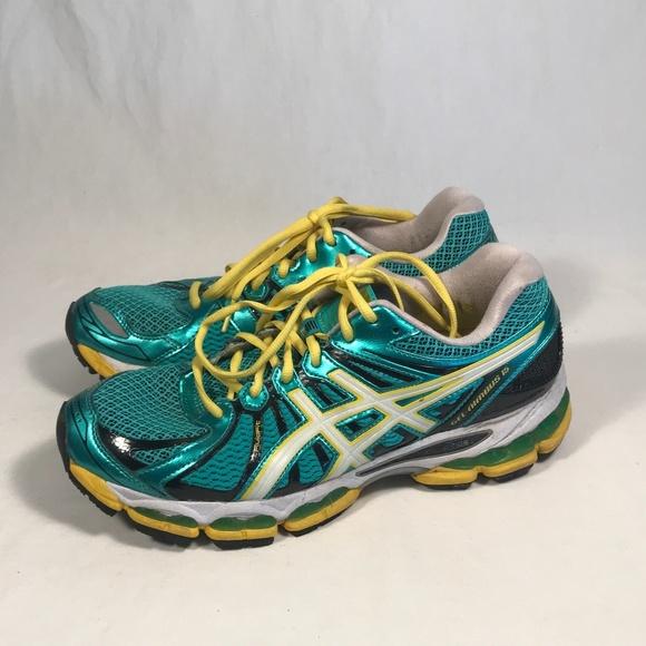 buy online 620c9 60579 Asics Gel Nimbus 15 Running Shoes Women 10 (T3B5N)